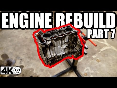 How to Disassemble an Engine