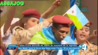 Djibouti: Kooxdii Harbi   hees cusub