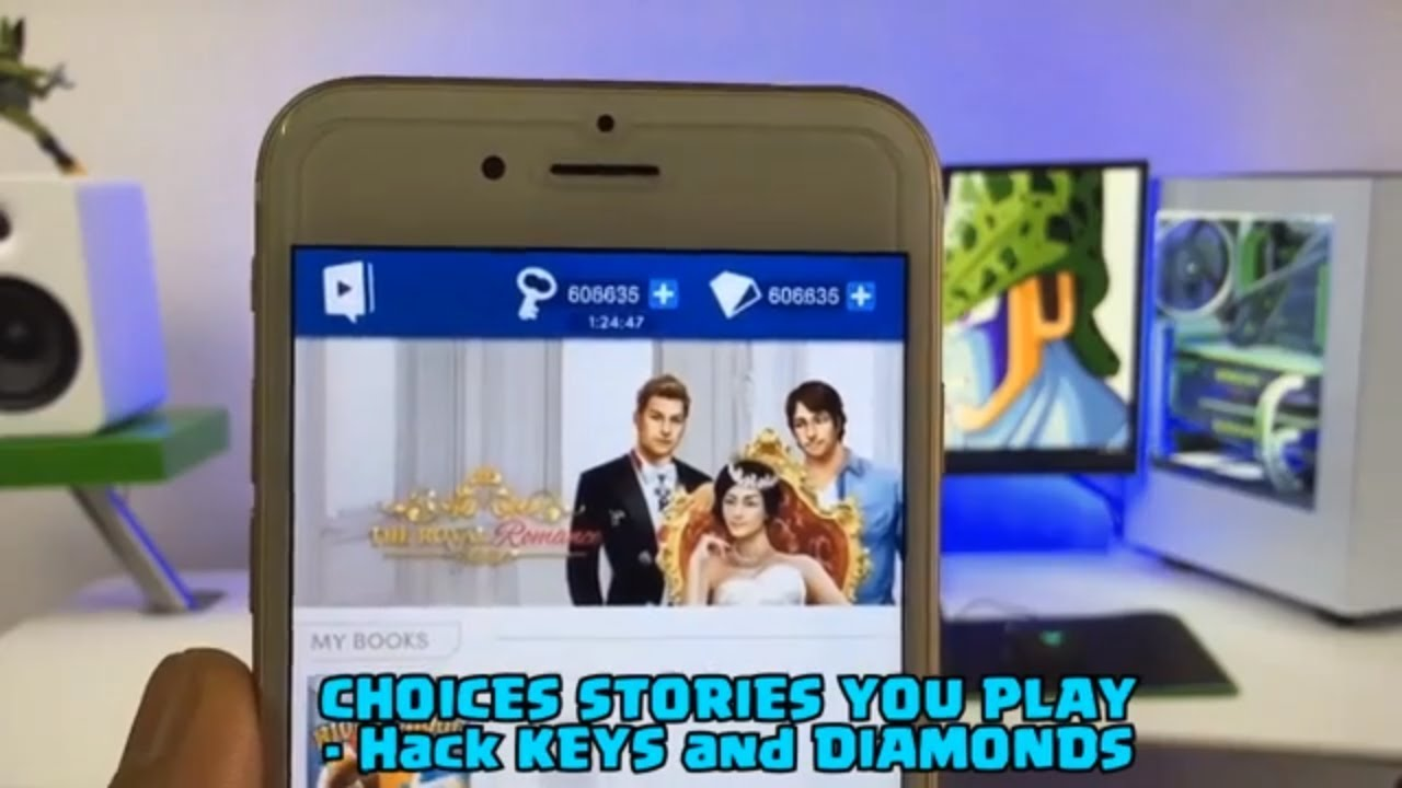 choices stories you play mod apk unlimited diamonds