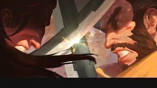 《Garena傳說對決》龍馬宣傳影片 | 刀劍縱橫,孤標傲世