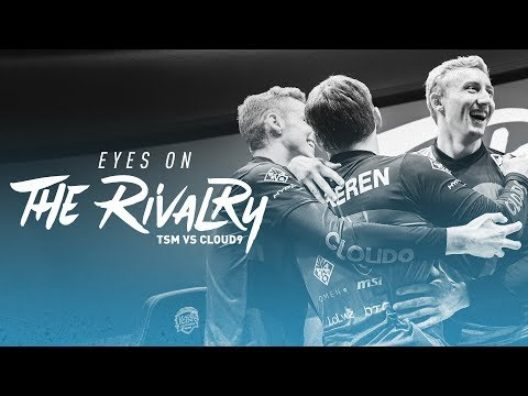 Eyes On The Rivalry: TSM Vs Cloud9 (2018 NA LCS Summer Semifinals)