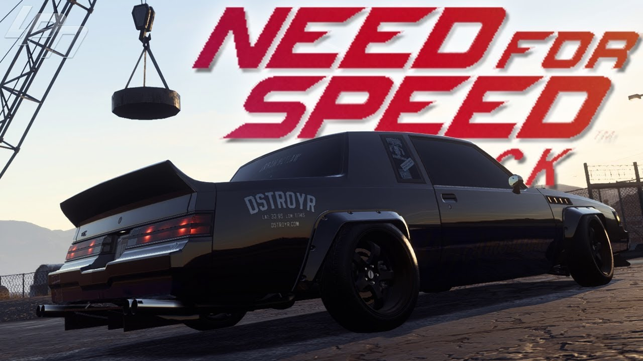buick gnx speedpaint need for speed payback youtube. Black Bedroom Furniture Sets. Home Design Ideas
