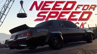 Buick GNX Speedpaint - NEED FOR SPEED PAYBACK