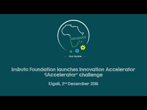 iAccelerator Innovators' Journey in Rwanda