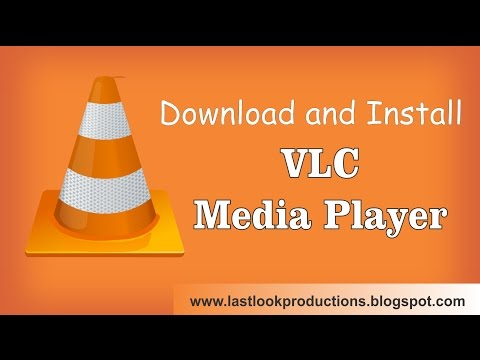 How to Download and install VLC media player in windows XP/7/8/8.1/10 (Hindi/Urdu)