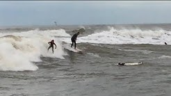 Surfing Action in Corpus Christi