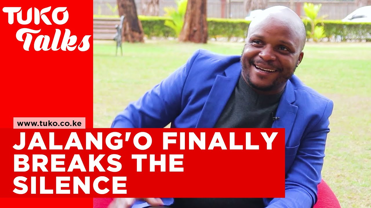 Jalang'o speaks on the boy's club, threatening Edgar Obare and his unapologetic race to politics