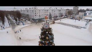 Короткометражный новогодний ролик 'Новогоднее чудо' (Тульская область,г.Новомосковск)