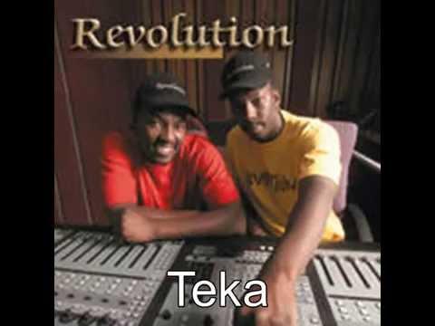 Revolution - Teka