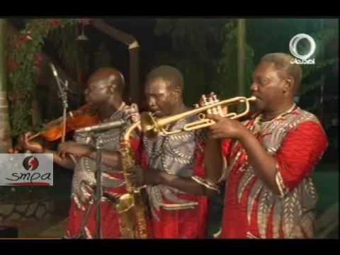 Sudanese  Nuba Mountains  Music & Dance أغنية ورقصة نوباوية من السودان- جنوب كردفان  -2