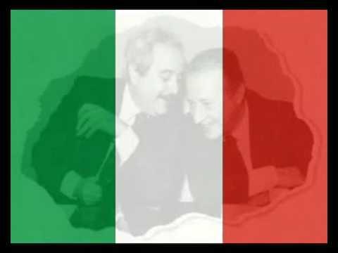 Jovanotti - Omaggio a Falcone e Borsellino