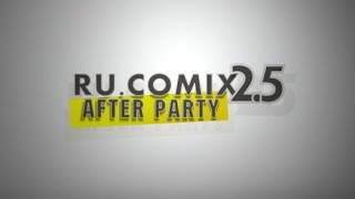 Ru.Comix 2.5: After Party | Аниме-приколы thumbnail