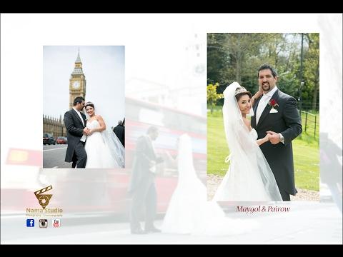 Persian wedding in botleys mansion,  Iranian kurdish wedding UK.