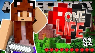 The Scary House | Minecraft One Life SMP | Episode 19