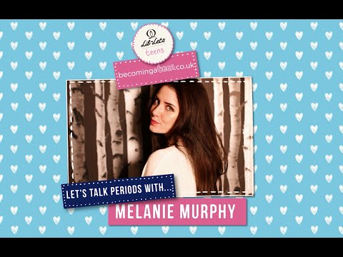 Let's Talk...Periods with Melanie Murphy