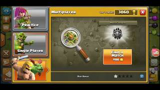 Live streaming Clash of Clans on 14-11-2019