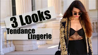 MFW SPRING 2016 - Lookbook #7 | Tendance Lingerie / Nightwear | Palais Longchamp