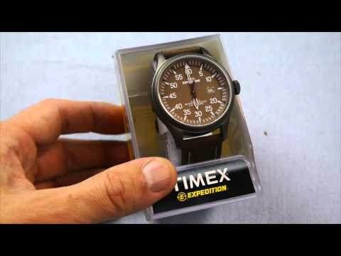 Часы Timex Expedition Military Field