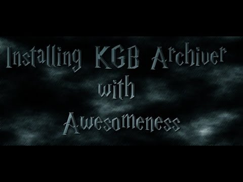 "Install KGB Archiver 2 beta 2 ""Problem with this Windows installer package"" [FIXED]"
