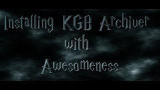 """Install KGB Archiver 2 beta 2 """"Problem with this Windows installer package"""" [FIXED]"""