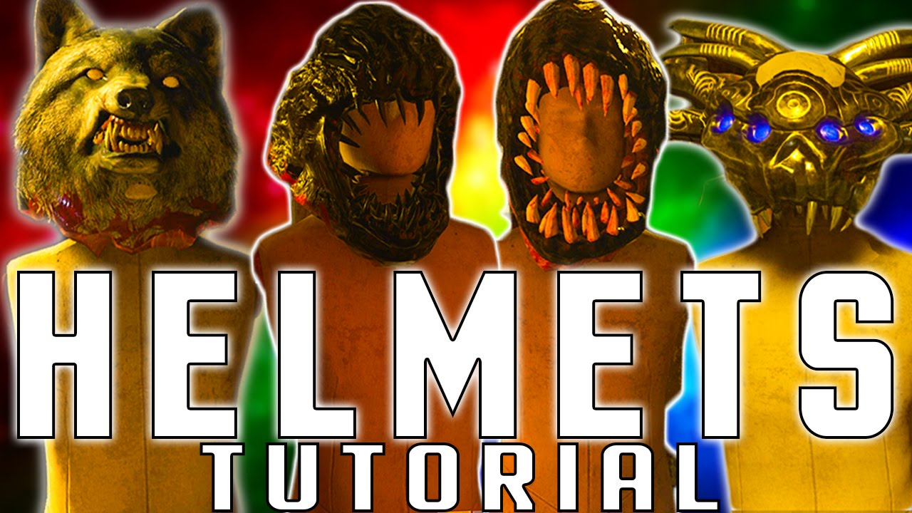 how to get the zombie helmet