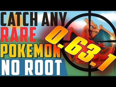 POKEMON GO 0.63.1 ANDROID JOYSTICK HACK  EASY 100% SNIPE CATCH RARE HACK POKEMON GO ANDROID NO ROOT