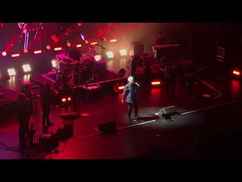 Delilah - Tom Jones Concert May 17, 2018 San Antonio, Texas