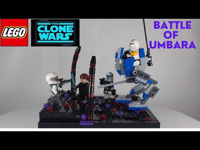 Lego Star Wars the Clone Wars Battle of Umbara MOC / AT-RT Walker