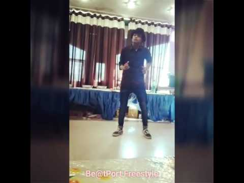 Hey Ganraya-ABCD2  SOLO DANCE PERFORMANCE -RAHUL BE@TPORT FREESTYLE