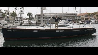 Jeanneau 54 Deck Salon Sailboat Yacht For Sale in California By: Ian Van Tuyl