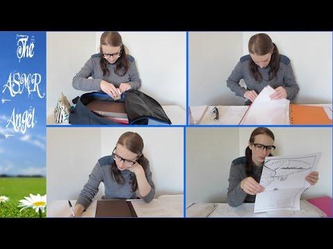 【铅笔声|suzlnne】STUDY WITH ME|舒服的色调下一 …