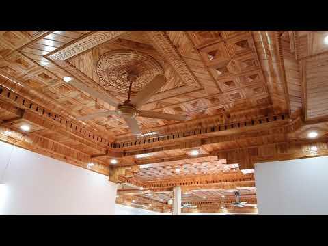 trần gỗ xoan đẹp ngon bổ rẻ nhà đẹp 2020 nhà đẹp ntn