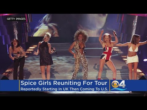 Spice Girls Reportedly Reuniting For U.S., U.K. Tour Mp3