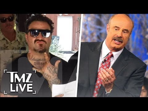 Dr. Phil On Bam Margera's Meltdown | TMZ Live