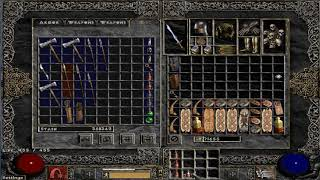 Path of Diablo S7 (Diablo 2 mod) - HC Assassin 1 part 6 (nightmare) ► 1080p 60fps No commentary