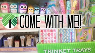 $1 Dollar Tree Shopping Vlog! Get Your Hands on Them!