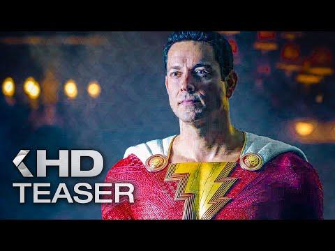 SHAZAM 2: Fury of the Gods First Look Teaser (2023)
