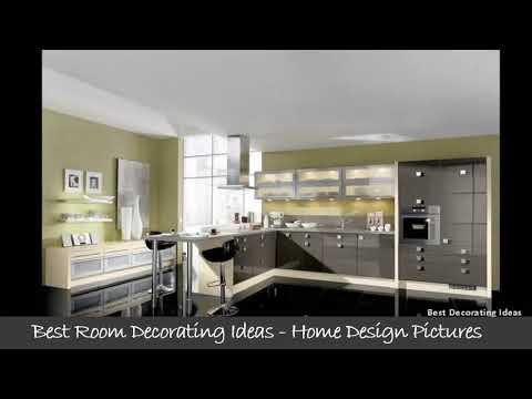 Black White Grey Kitchen Designs Modern Style Kitchen Decor Design Ideas Picture Youtube
