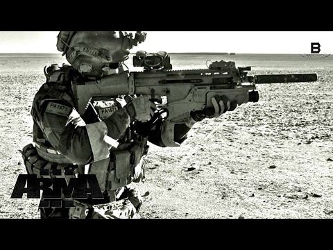 MARSOC on BTRs - Arma 3 MARSOC Op Part 1