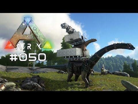 ARK #050 ★ Aufzug + Paraceratherium + Plattform ★ Let