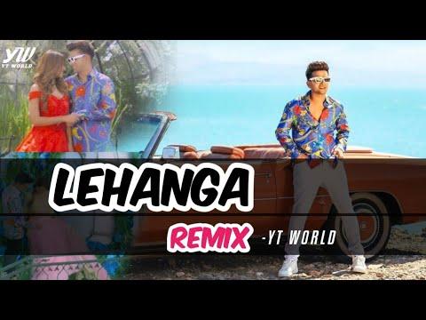 Lehanga Remix | Jass Manak and Mahira Sharma( Geet Mp3) | Punjabi Song | YT WORLD