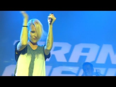 Cosmic Gate feat Emma Hewitt  Not Enough Time  @ Trancemission SPb 13042013