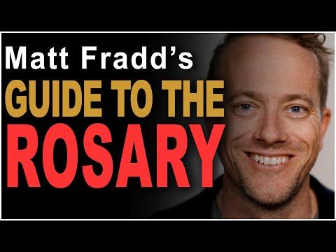 Matt Fradd's Book on the Holy Rosary!