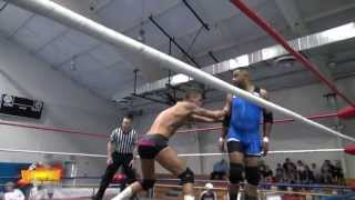 Hang Tyme VS Corey Duncom NWA World Wide Wrestling