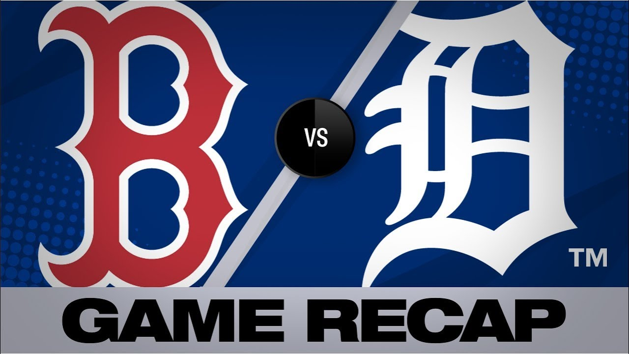 Price K's 6 to earn 150th Major League win | Red Sox-Tigers Game Highlights 7/7/19