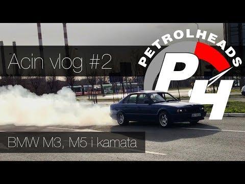 BMW M5, BMW M3 i kamata... / Acin Vlog #2