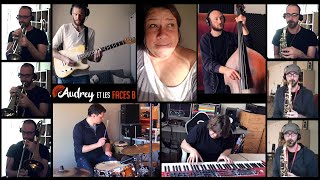 Audrey et Les Faces B - Play Something Sweet (Brickyard Blues) - (live confinement)