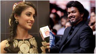 Gorgeous Ileana DCruz Shares Her Fun Moments With Thalapathy Vijay