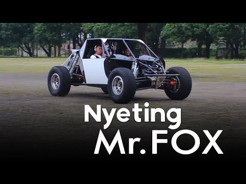 Setting Mr. Fox di Sentul