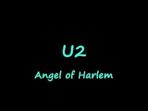 U2-Angel of Harlem (Lyrics)